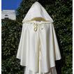 Accessoires de mariée capuche châle manteau châle