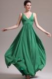Robe de Soirée Longue ride Jade élancé Milieu 2014
