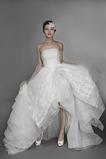 Robe de mariée Asymétrique Naturel taille Printemps Médium Plage