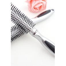 Cheveux de coup classique Volume peigne antistatique peigne en plastique petit miroir