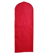 Mariage robe rouge pare-poussière solide antipoussière vente ordonnance moviemaker cache-poussière
