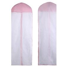 Poudre et non-tissée 155 cm seule face couvercle transparent dressdust dans word