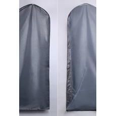 Pare-poussière 155 cm en gros argent transparent de mariage robe mariage robe poussière sac poussière ensemble de robe