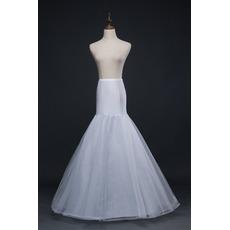 Jupon de mariage Corset New style Spandex White Wedding dress