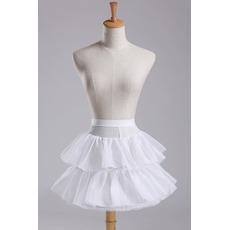 Jupon de mariage Fashionable Diameter Elastic waist Short dress