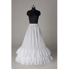 Jupon de mariage Elegant Wedding dress Elastic waist Polyester taffeta