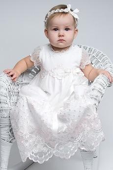 Robe de baptême Princesse Printemps Cérémonial Petites Tailles