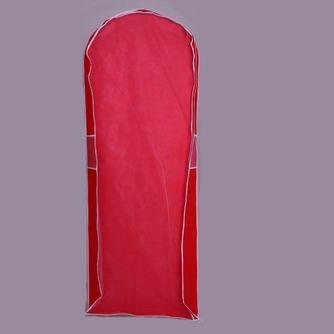 Mariage robe rouge pare-poussière solide antipoussière vente ordonnance moviemaker cache-poussière - Page 2