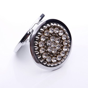 Affaires annonce Portable gros Top grade métal pliant petit miroir & peigne - Page 3