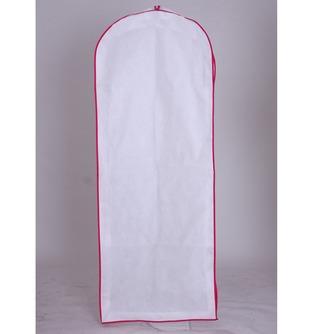 Non tissé blanc grand cache-poussière robe mariage robes étanche à la poussière Sac recouvert depuis longtemps à la poussière - Page 1