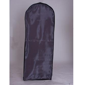 Mariage robe cache-poussière fil épais tissu étanche brun accroché la robe de mariée fait impression pare-poussière - Page 2