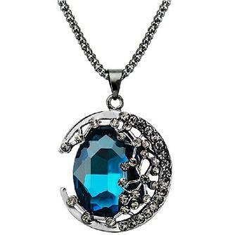 Collier femmes nouveauté alliage bijoux rétro Collier & pendentif en cristal - Page 1