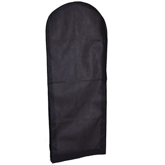 Épais noir non-tissée gaze robe housse robe poussière Sac robe de haute qualité cache-poussière - Page 1