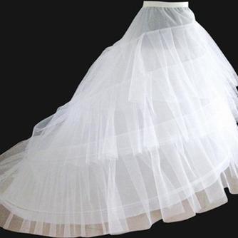 Jupon de mariage Elastic waist Width Two rims Flouncing Wedding dress - Page 1