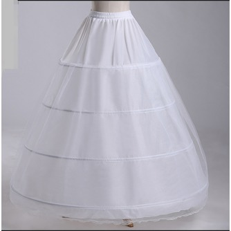 Jupon de mariage Expand Two bundles Elegant Long Four rims Adjustable - Page 2