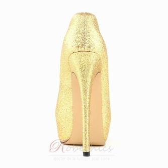 Chaussures de mariage de mode de mariée étincelantes talons aiguilles - Page 8