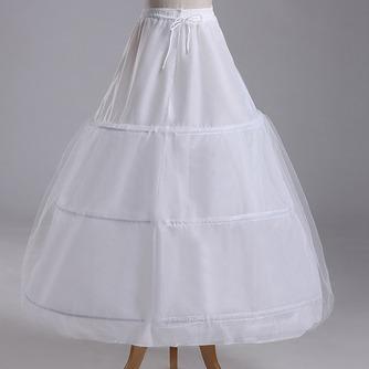 Jupon de mariage Three rims Strong Net Full dress String Adjustable - Page 1