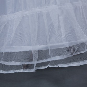 Jupon de mariage Long Mermaid Double yarn Spandex Corset Wedding dress - Page 4