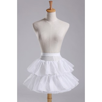 Jupon de mariage Fashionable Diameter Elastic waist Short dress - Page 1