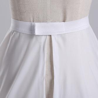 Jupon de mariage Three rims Full dress Diameter Elegant Polyester taffeta - Page 3