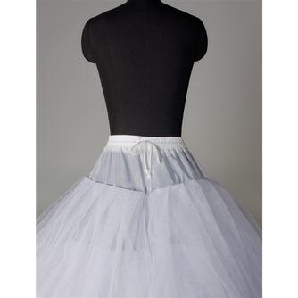 Jupon de mariage Standard Adjustable Two bundles Strong Net Wedding dress - Page 3