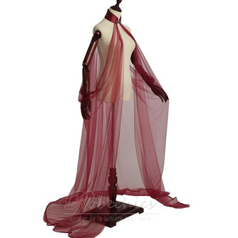 Costume elfe conte de fées manteau de mariage en tulle châle costume médiéval - Page 14