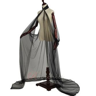 Costume elfe conte de fées manteau de mariage en tulle châle costume médiéval - Page 4
