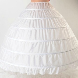 Jupon de mariage Six rims Expand String Width Full dress Adjustable - Page 3