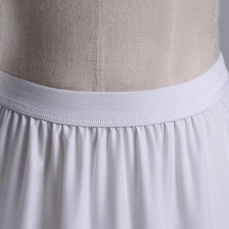Jupon de mariage Lace trimming Wedding dress Long Polyester taffeta - Page 3