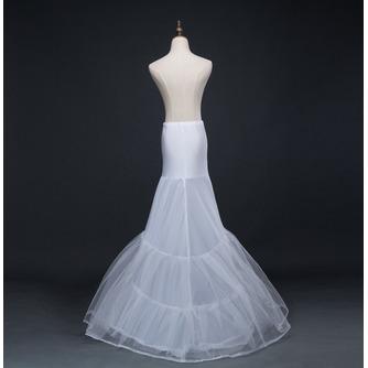 Jupon de mariage Long Mermaid Double yarn Spandex Corset Wedding dress - Page 3