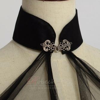 Costume elfe conte de fées manteau de mariage en tulle châle costume médiéval - Page 6