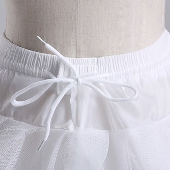 Jupon de mariage Width Full dress Elegant Three rims Polyester taffeta - Page 2