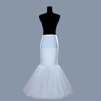 Jupon de mariage Single rims Elastic material Corset Full dress - Page 1