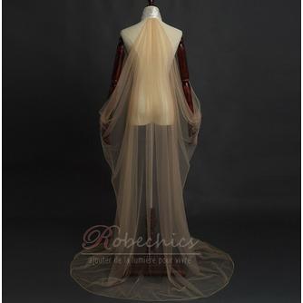 Costume elfe conte de fées manteau de mariage en tulle châle costume médiéval - Page 2