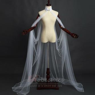 Costume elfe conte de fées manteau de mariage en tulle châle costume médiéval - Page 7