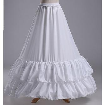 Jupon de mariage Lace trimming Wedding dress Long Polyester taffeta - Page 2