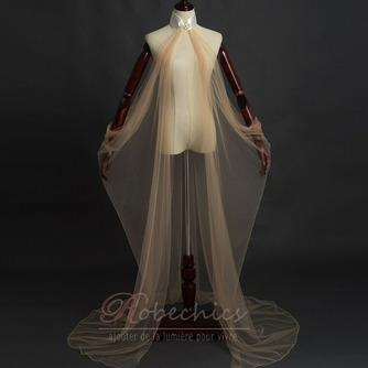 Costume elfe conte de fées manteau de mariage en tulle châle costume médiéval - Page 1