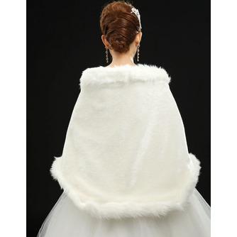 Châle de mariages Glamour Sans Manches Automne Plumes - Page 3
