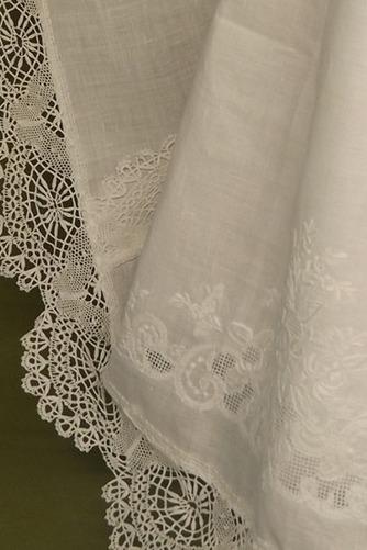 Robe de baptême Princesse Haute Couvert 1/2 Manche Petites Tailles - Page 3