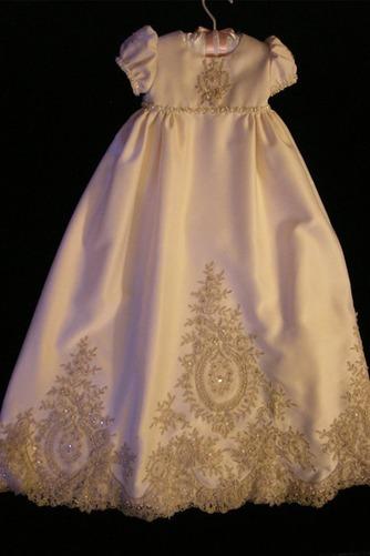 Robe de baptême Haute Couvert Manche Courte Princesse Automne - Page 2