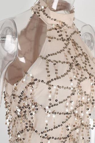Robe paillettes Pailleté Haute Couvert Longueur Cheville Maigre - Page 6
