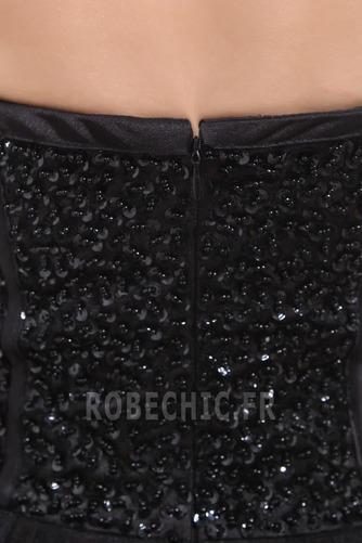 Robe de Bal Princesse Col en Cœur Sans Manches Chic Taille chute - Page 7