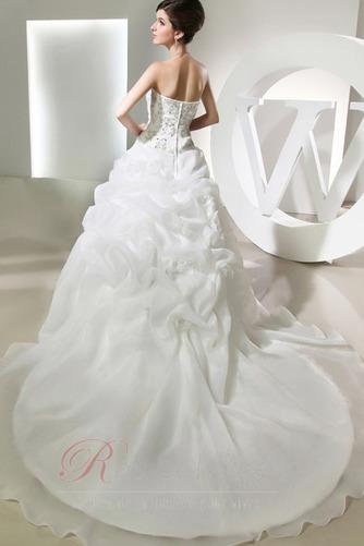 Robe de mariée Longue Fourreau Avec Bijoux Printemps Salle a ligne - Page 2