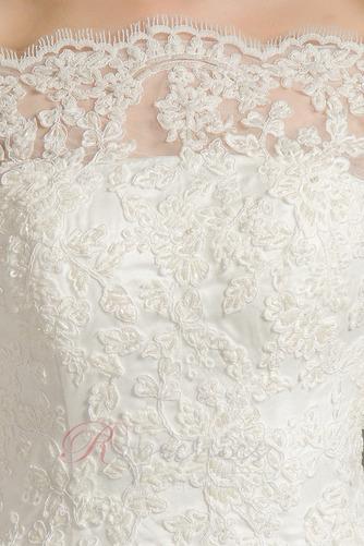 Robe de mariée Elégant Cathédrale aligne Manquant Dentelle Train de petit - Page 4