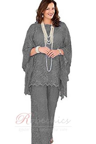 Robe de mère pantalon de costume Grandes Tailles Appliques Longueur ras du Sol - Page 6