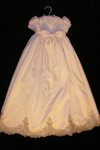 Robe de baptême Haute Couvert Manche Courte Princesse Automne - Page 3