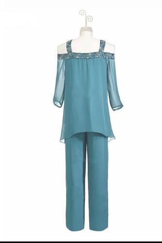 Robe de mère pantalon de costume Perlé Manche de T-shirt Longueur Cheville - Page 2