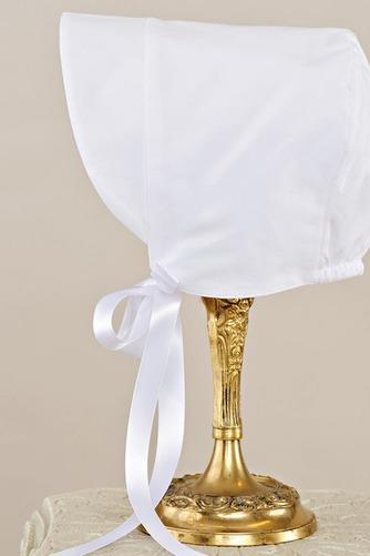 Robe de baptême Bouton Longueur au sol Manche Courte Long Princesse - Page 5
