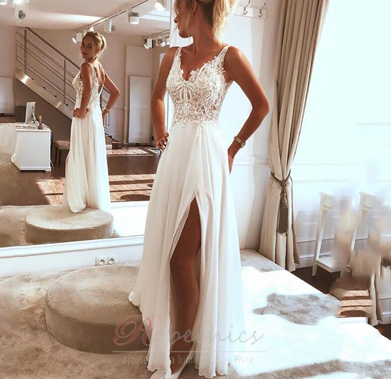 Trouvez une robe de mariée à un prix raisonnable.